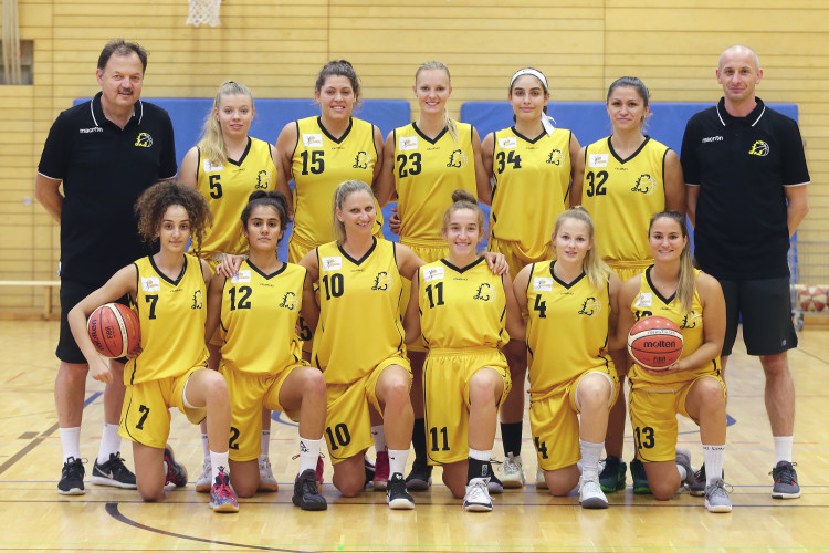 Basketball Training BSG Basket Ladies Ludwigsburg
